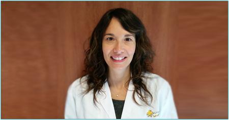 Cristina Serra neuropediatra Centre Mèdic Creu Groga