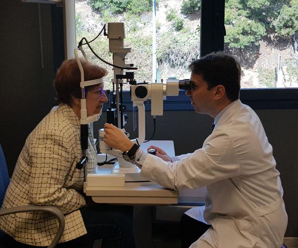 Foto Noticia Glaucoma Creu Groga