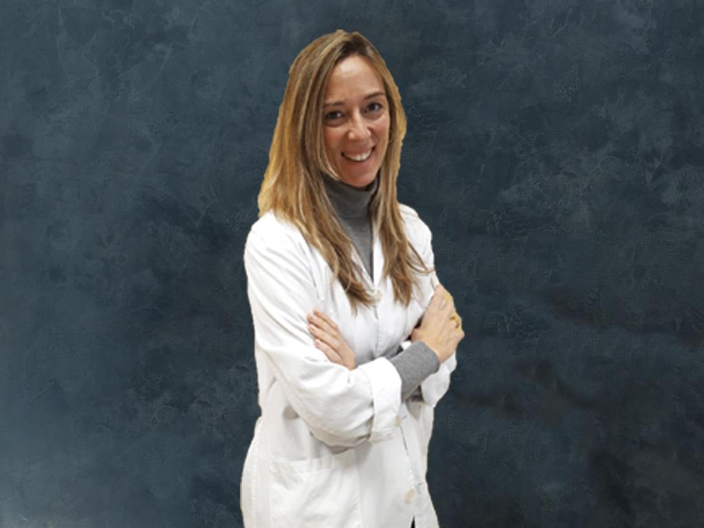 Anna Puiggròs al·lergologia Centre Mèdic Creu Groga