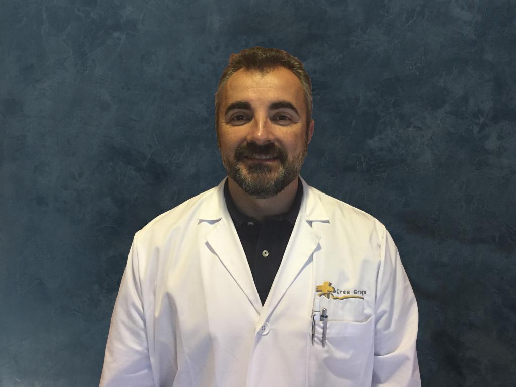 Ivan Martinez Ortodoncista Clinica Dental Creu Groga