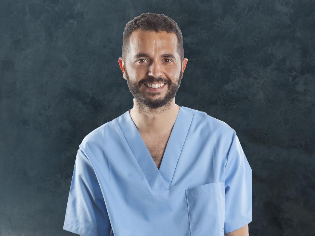 Marc Guaita odontologia Clinica Dental Creu Groga
