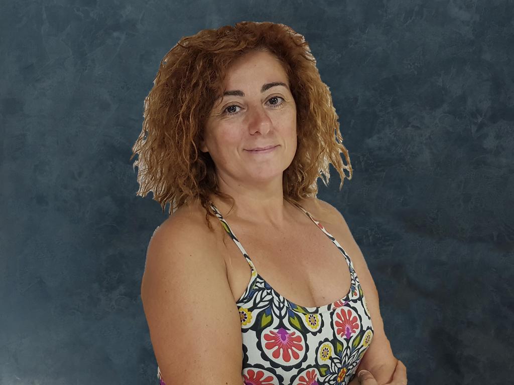 Sandra Solís nutricionista-dietistat centre mèdic Creu Groga