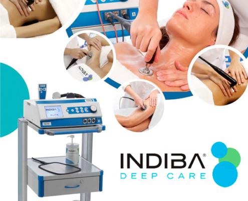Indiba Deep Care Centre Mèdic Creu Groga