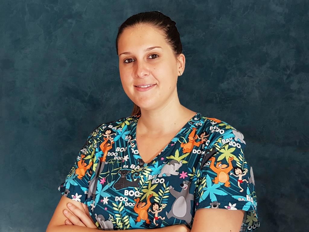 Laia Solanas Odontopediatria Clinica Dental Creu Groga