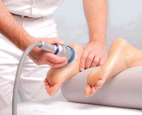 Servei Fisioterapia Ones de Xoc Creu Groga